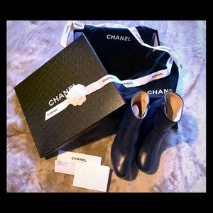 Chanel Bottines